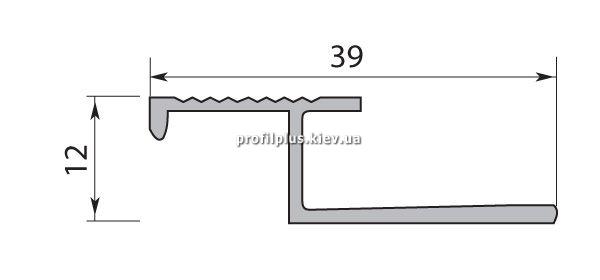 схема стыка ламината с плиткой