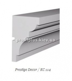 Карниз Фасадный Prestige Decor № КС 114