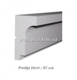 Карниз Фасадный Prestige Decor № КС 129