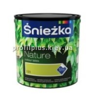 Sniezka Nature colour latex 2,5 л 110 (осенний вереск)