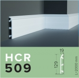 Плинтус Grand Decor HCR509