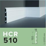 Плинтус Grand Decor HCR510
