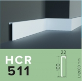 Плинтус Grand Decor HCR511
