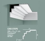 Карниз Orac Decor C393 STEPS