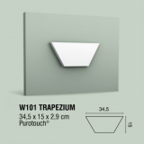 3D Панель Orac Decor W101 TRAPEZIUM